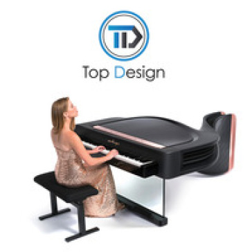 Top design. Ediz. illustrata. 2. - Andrea Ciappesoni | Thecosgala.com