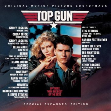 Top gun - motion picture soundtrack (special expan
