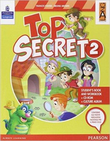 Top secret. Con Fascicolo. Per la Scuola elementare. Con CD-ROM. Con e-book. Con espansione online. 2.