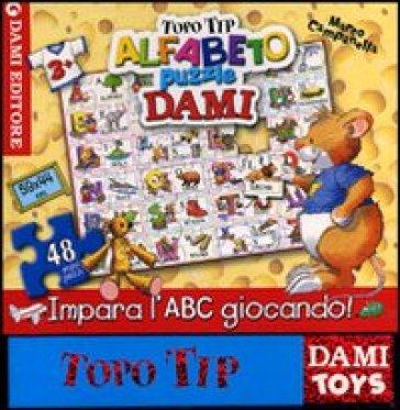 Topo tip alfabeto puzzle impara l 39 abc giocando libro for Topo tip giocattoli
