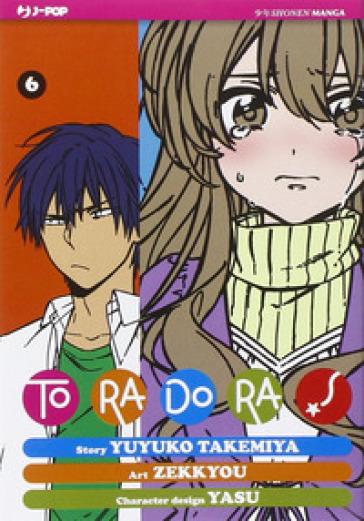 Toradora!. 6. - Yuyuko Takemiya pdf epub