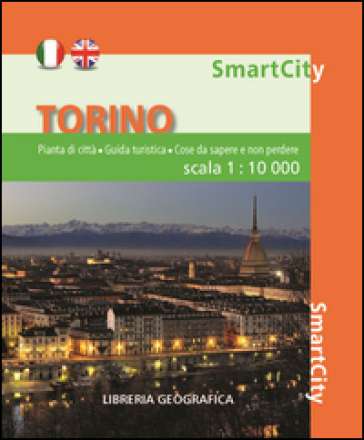Torino 1:10.000. Ediz. bilingue -  pdf epub