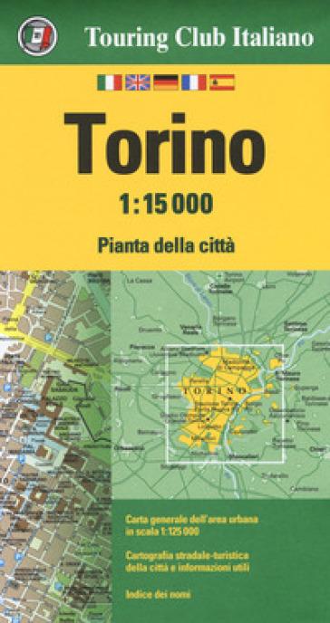 Torino 1:15.000 -  pdf epub