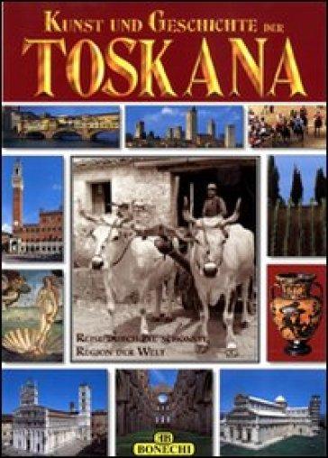 Toscana. Ediz. tedesca