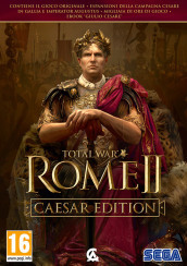 Total War Rome II: Caesar Edition