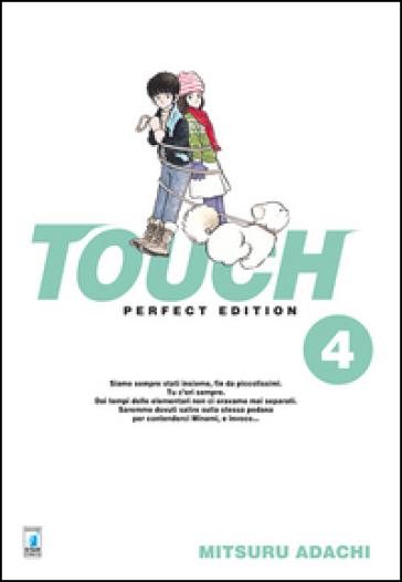 Touch. Perfect edition. 4. - Mitsuru Adachi  