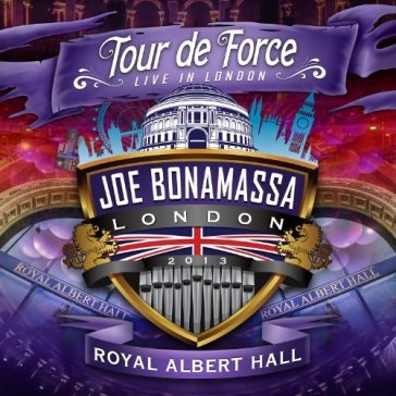 Tour de force-royal albert hall-cd