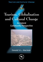Tourism, Globalisation and Cultural Change