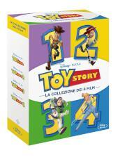 Toy story 1 + 2 + 3 + 4 (4 Blu-Ray)