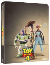 Toy story 4 (2 Blu-Ray)(steelbook) (+disco bonus)