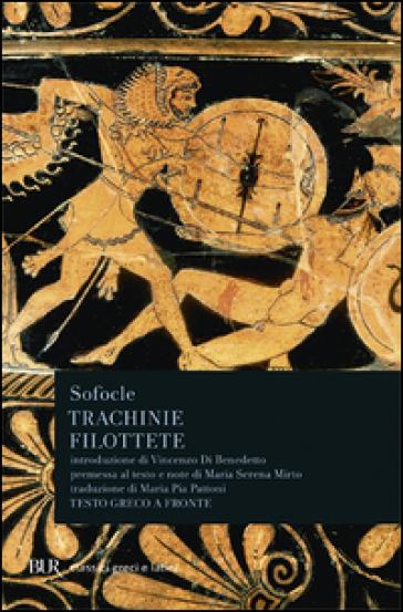 Trachinie-Filottete - Sofocle |