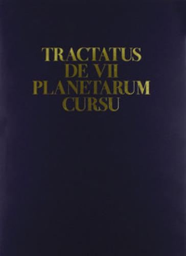 Tractatus de VIII planetarum cursu