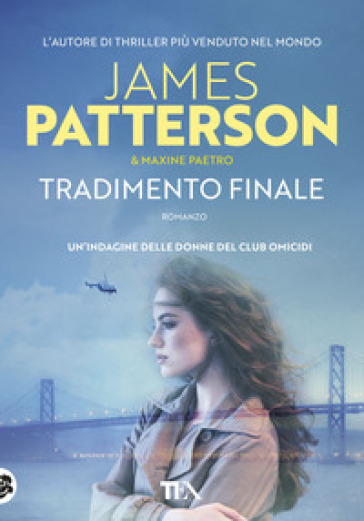 Tradimento finale - James Patterson   Ericsfund.org