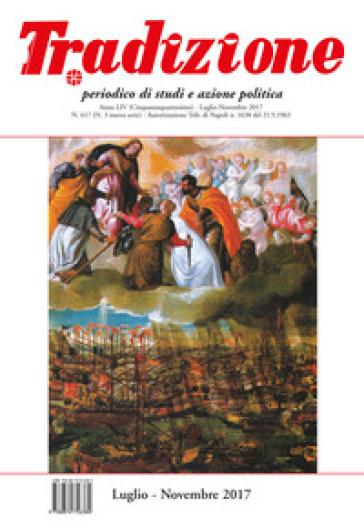 Tradizione (2017). 617: Luglio-novembre - A. Ruggiero | Kritjur.org