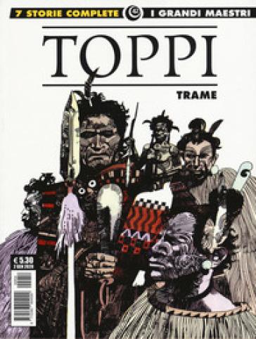 Trame - Sergio Toppi |