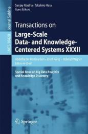 Transactions on Large-Scale Data- and Knowledge-Centered Systems XXXII