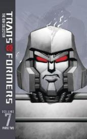 Transformers IDW Collection Phase Two Volume 7