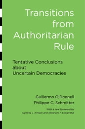 Transitions from Authoritarian Rule