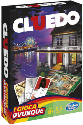 Travel Cluedo G&B