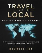 Travel Like a Local - Map of Montes Claros