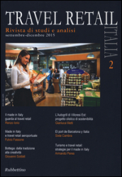 Travel retail Italia (2015). 2.