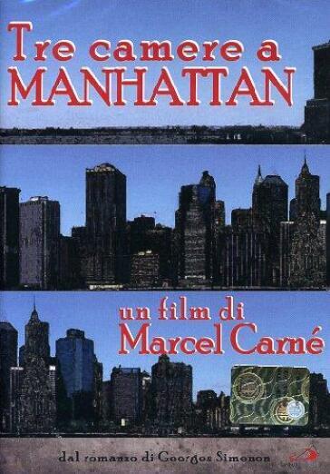 manhattan dvd  Tre camere a Manhattan (DVD)(versione integrale) - Marcel Carne ...