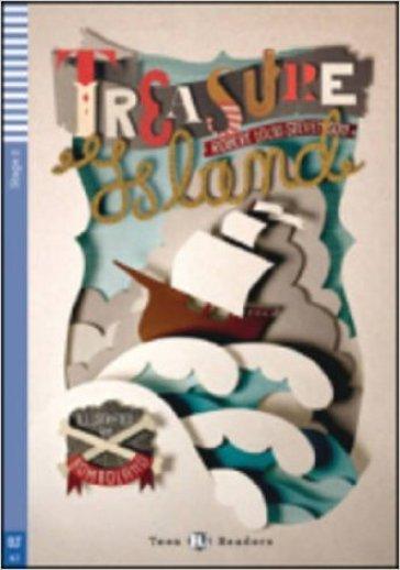 Treasure island. Con CD Audio. Con espansione online - Robert Louis Stevenson   Rochesterscifianimecon.com