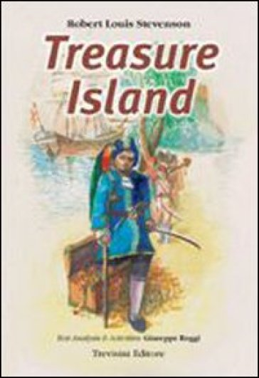 Treasure island. Con CD Audio - Robert Louis Stevenson | Kritjur.org