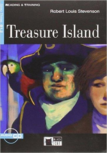 Treasure island. Con CD Audio - Robert Louis Stevenson |
