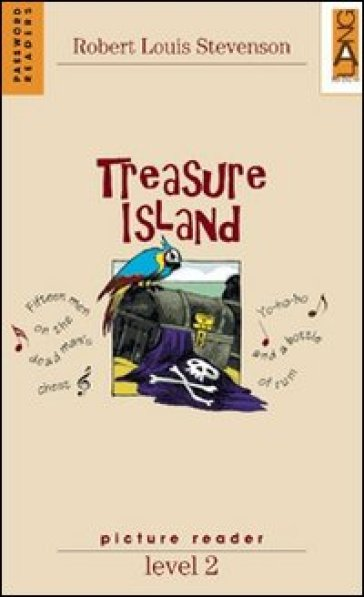 Treasure island. Level 2