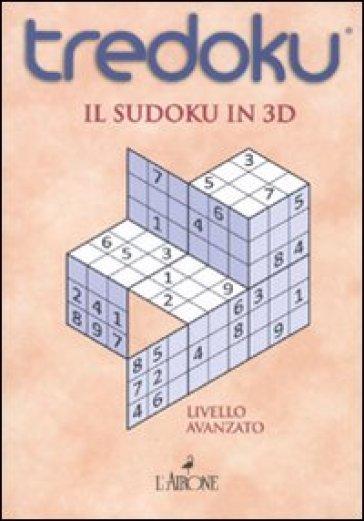 Tredoku. Il sudoku in 3D. Livello avanzato