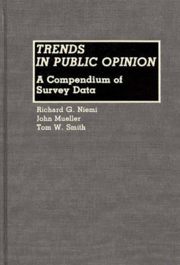 Trends in Public Opinion
