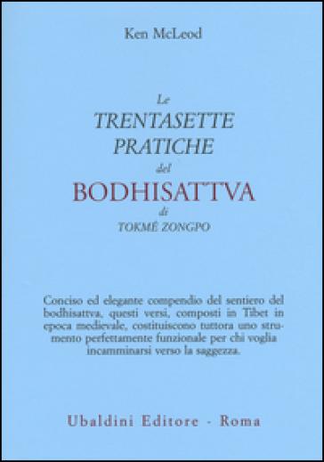 Le «Trentasette pratiche del Bodhisattva» di Tokmé Zongpo - Ken McLeod  