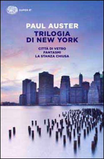 Trilogia di New York - Paul Auster | Rochesterscifianimecon.com