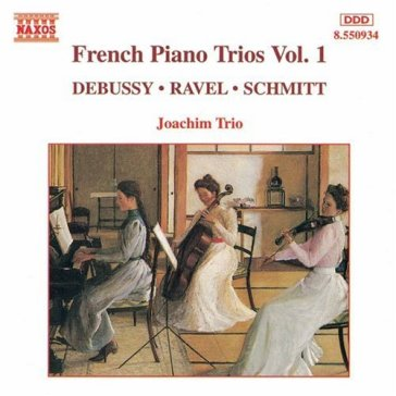Trio n.1 - french piano trios vol.1