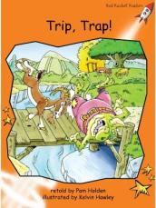 Trip, Trap! Big Book Edition