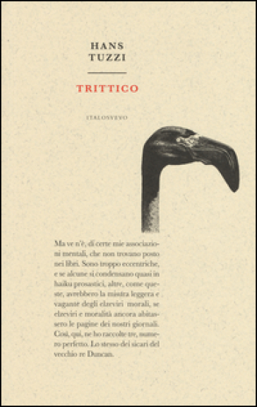 Trittico - Hans Tuzzi  