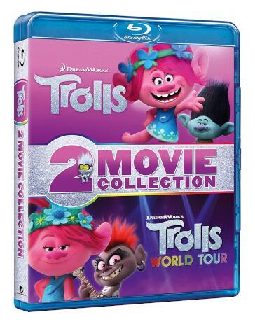 Trolls / Trolls World Tour (2 Blu-Ray)