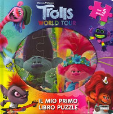 Trolls world tour. Il mio primo libro puzzle. Ediz. a colori -  pdf epub