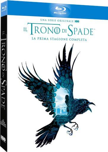 Trono Di Spade (Il) - Stagione 01 - Robert Ball Edition (5 Blu-Ray)