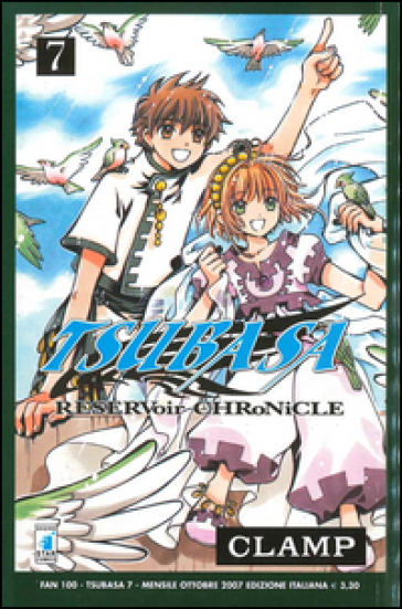 Tsubasa reservoir chronicle. 7. - Clamp |