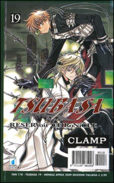 Tsubasa reservoir chronicle. 19. - Clamp  