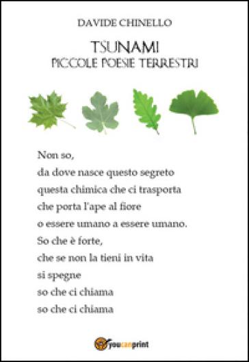 Tsunami, piccole poesie terrestri - Davide Chinello | Kritjur.org