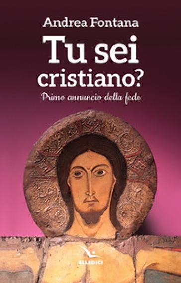 Tu sei cristiano? Primo annuncio della fede - Andrea Fontana | Kritjur.org