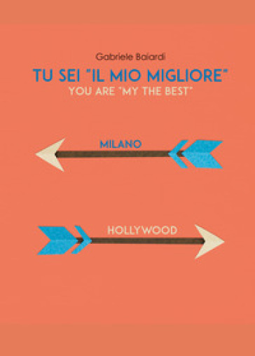 Tu sei «il mio migliore» (you are «my the best»)