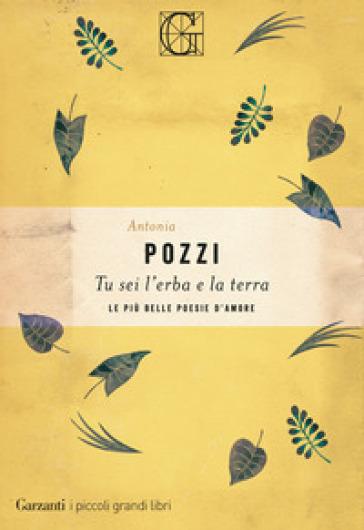 Tu sei l'erba e la terra - Antonia Pozzi | Jonathanterrington.com