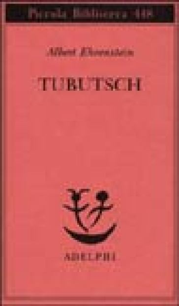 Tubutsch - Albert Ehrenstein | Kritjur.org