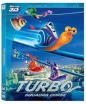 Turbo (3 Blu-Ray)(3D+2D+DVD) (deluxe edition)
