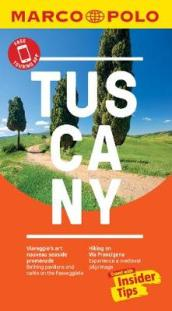 Tuscany Marco Polo Pocket Travel Guide - with pull out map