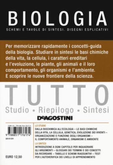 Tutto biologia - Mara Giordano | Ericsfund.org